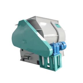 Double Shaft Mixer SSJH