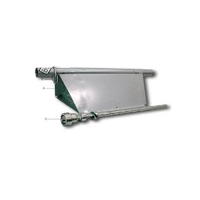Feed Line Hopper Boot/Shaft 001-005