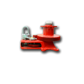 poultry feed winch